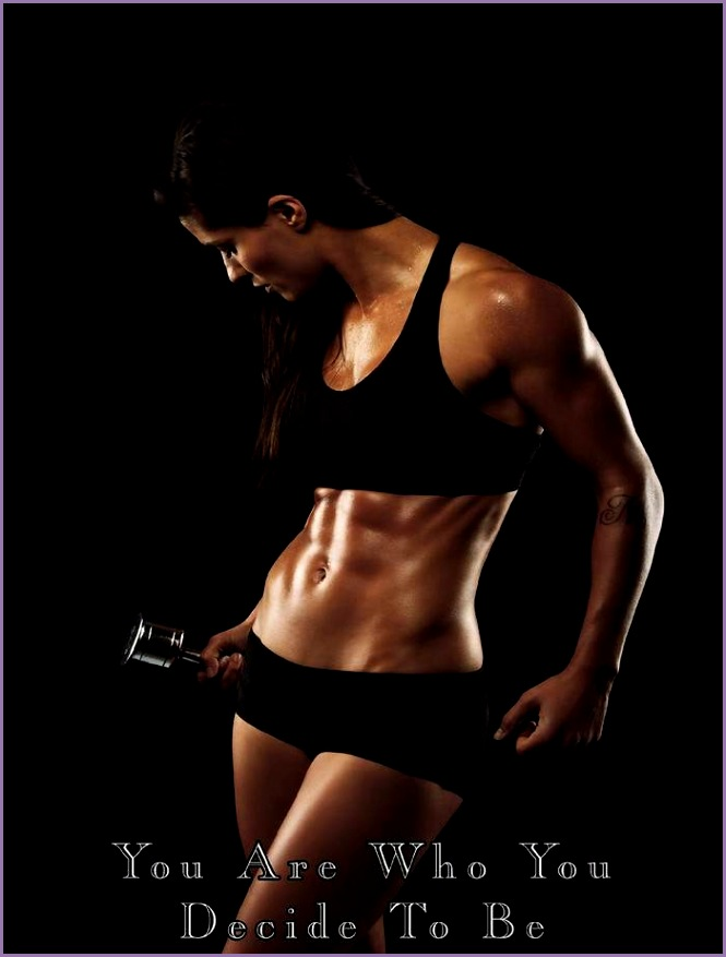 female workout motivation