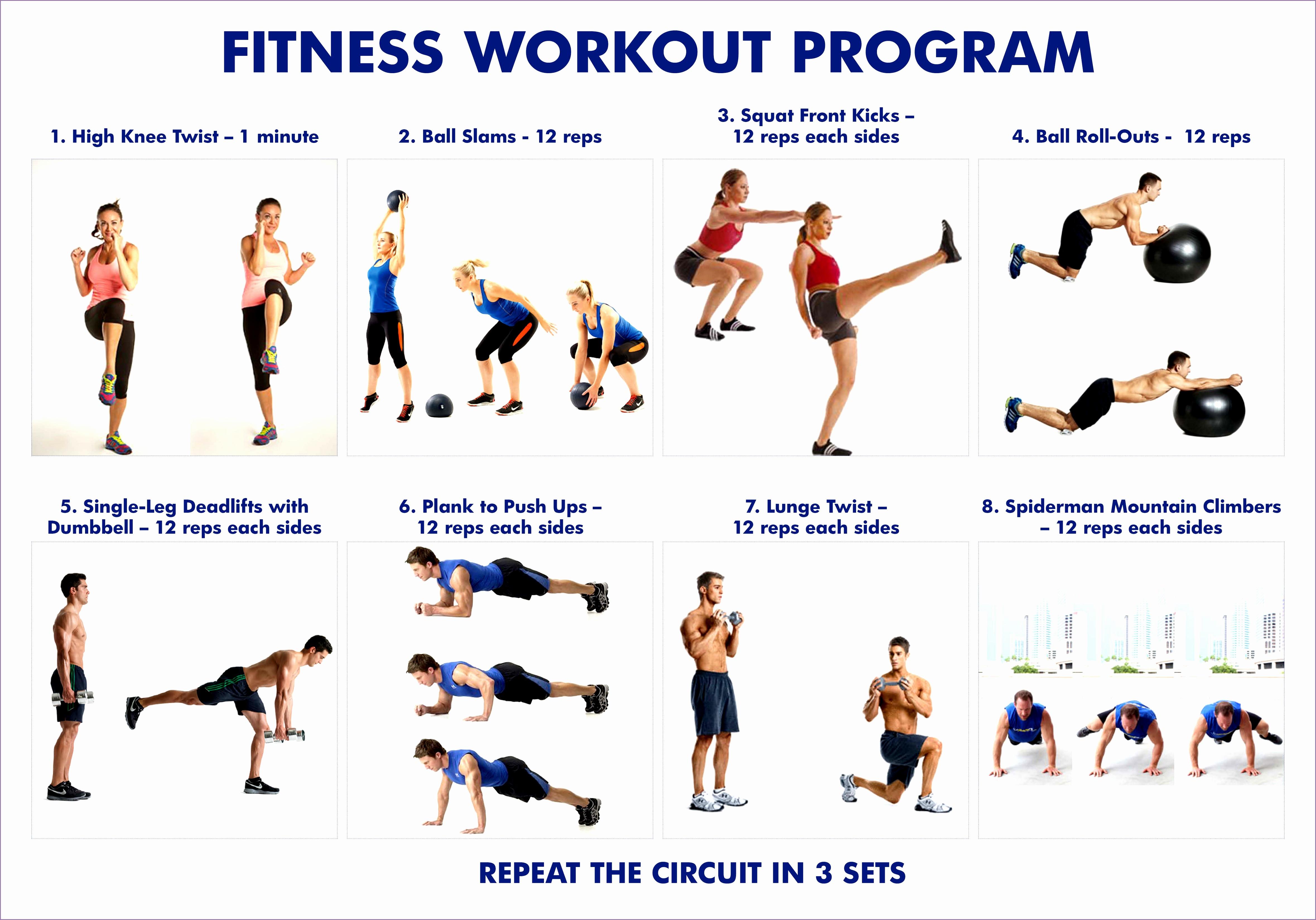 online free fitness program