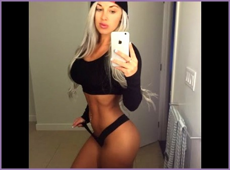TOP 10 FITNESS SELFIES