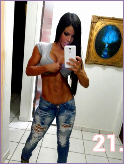 Check out LA Muscle Fans favourite fitness selfies right here A top 25 like no other
