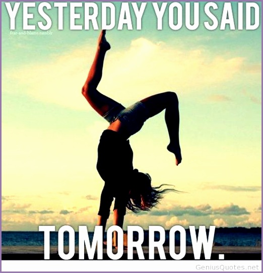 Tumblr workout fitness quote picture