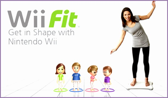 wii fitness games image