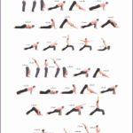 4 Free Yoga Poses