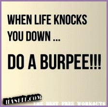 Partner burpees anyone Love Crossfit Pinterest