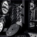 5 Gym Weights Wallpaper