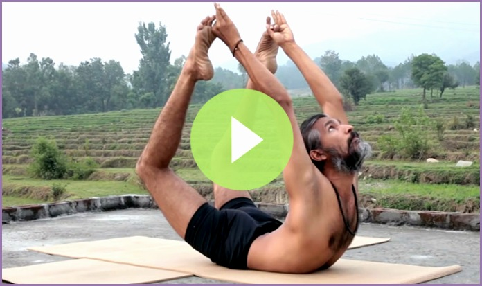 Advanced Hatha Yoga Practice by Babu Raj VIDEO