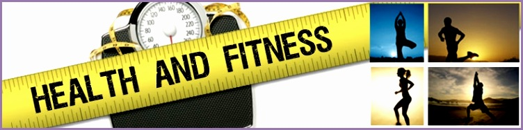 Health And Fitness Banner