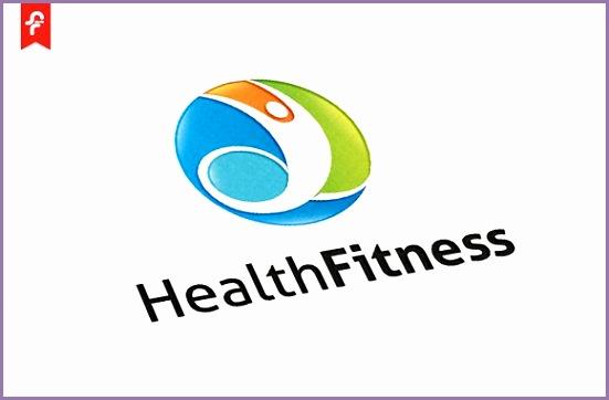 Health Fitness Logo Logos