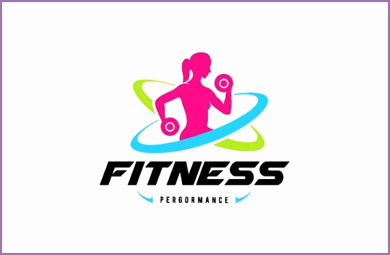 Women s Health and Fitness Logo