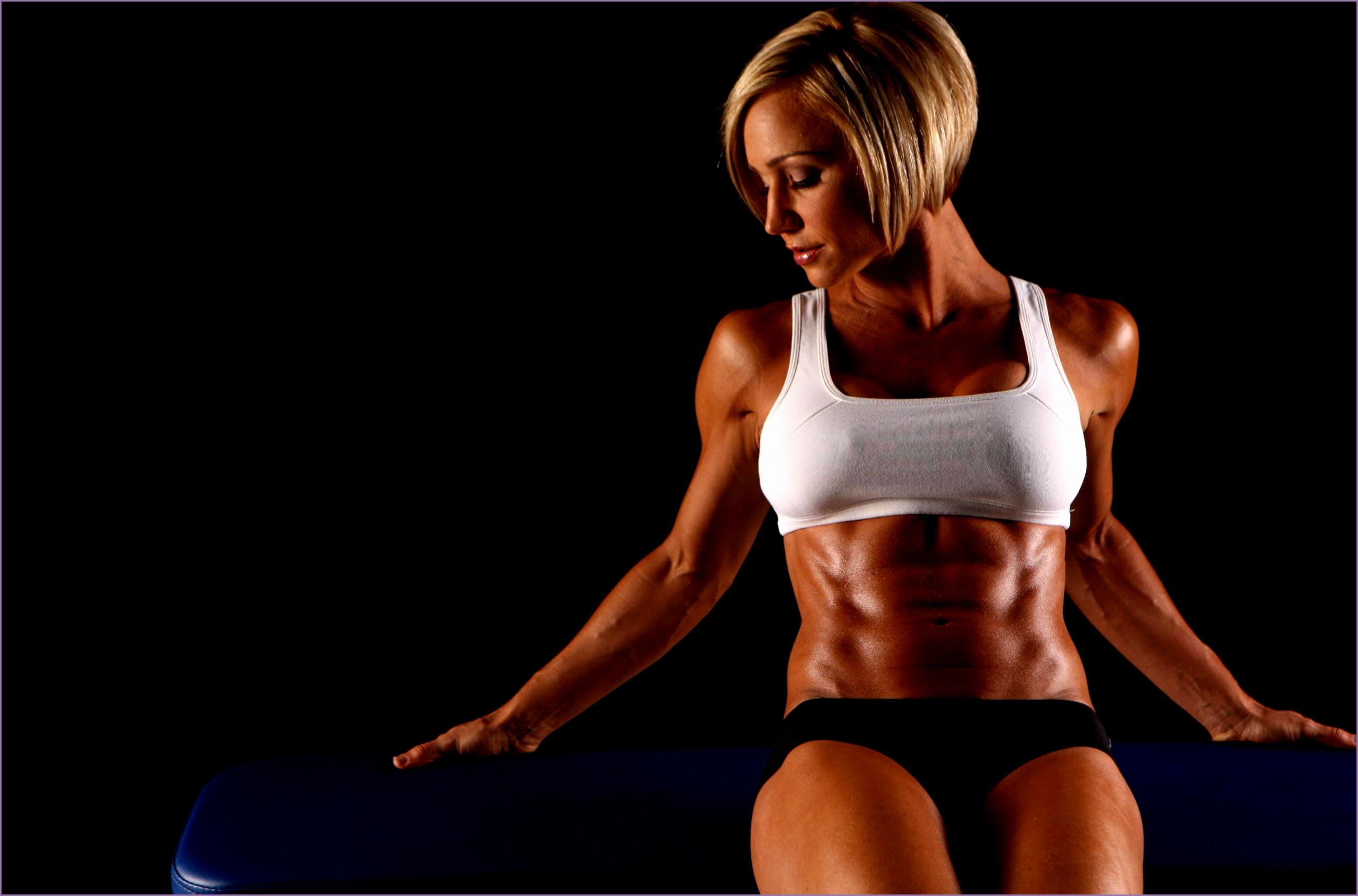 Jamie Eason body fitness stronger sport gim wallpaper