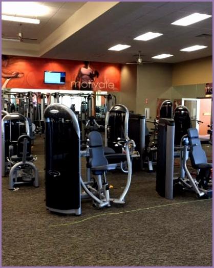 La fitness gym equipment 558440jxsve beautiful health for Gimnasio fitness las rosas