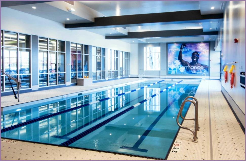 LA Fitness Pool