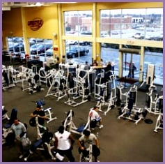 of Lifestyle Family Fitness Columbus OH United States Equipment