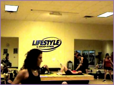 BODY PUMP AT LIFESTYLE FAMILY FITNESS Part 2