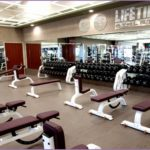 5 Lifetime Fitness Weight Room