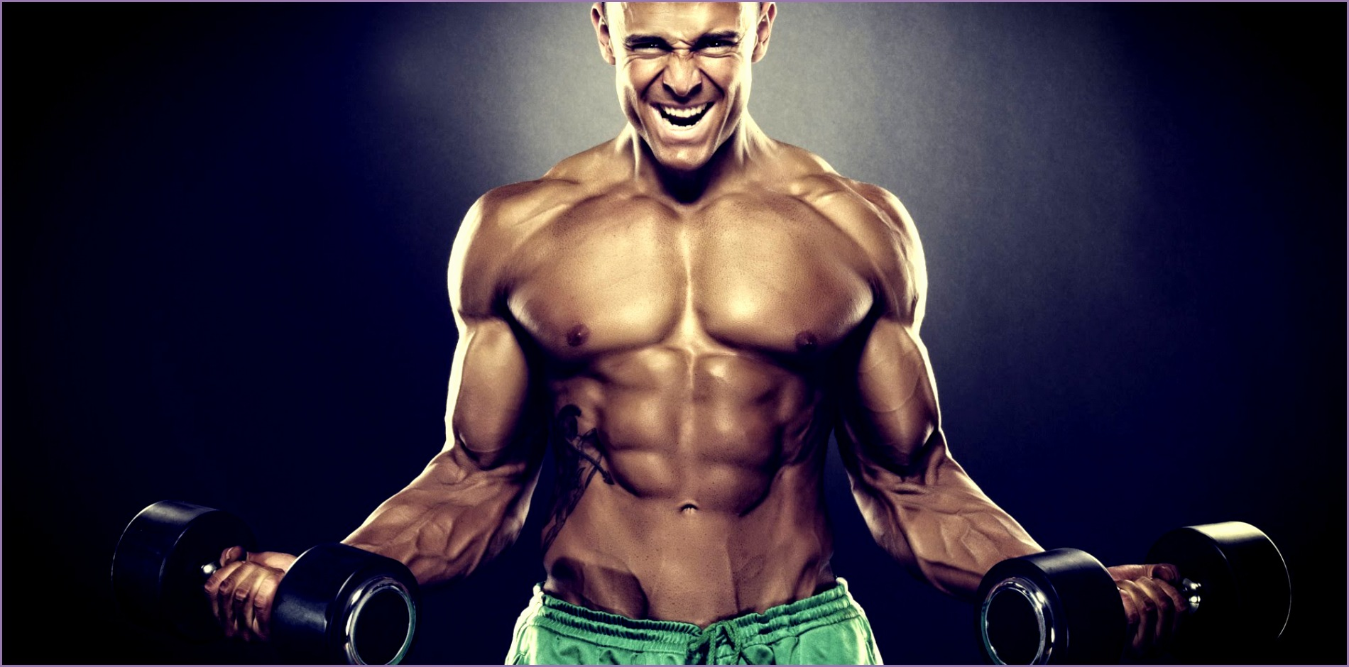 Men fitness motivation Muscular men
