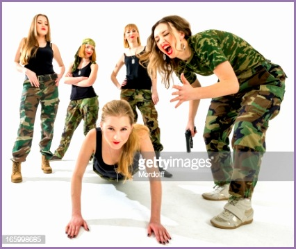 militarystyle fitness for women picture id s=a