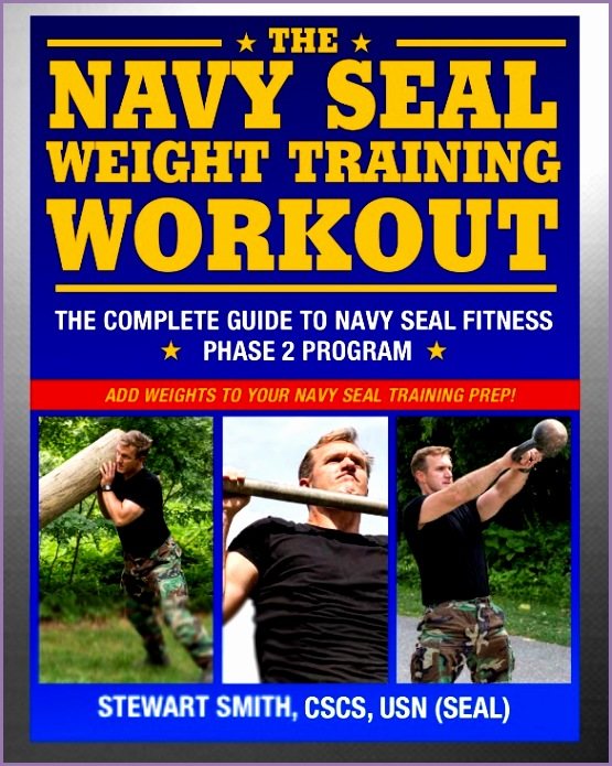 New Navy SEAL Workout with Weights