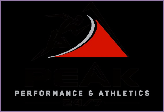 Health & Fitness Brandon Peak Performance & Athletics Centre Logo