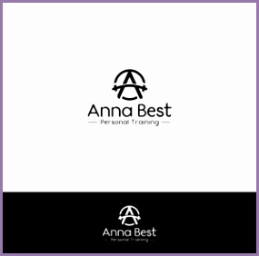 Logo Design for Anna Best by Pro e