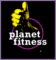 8 Planet Fitness Logo