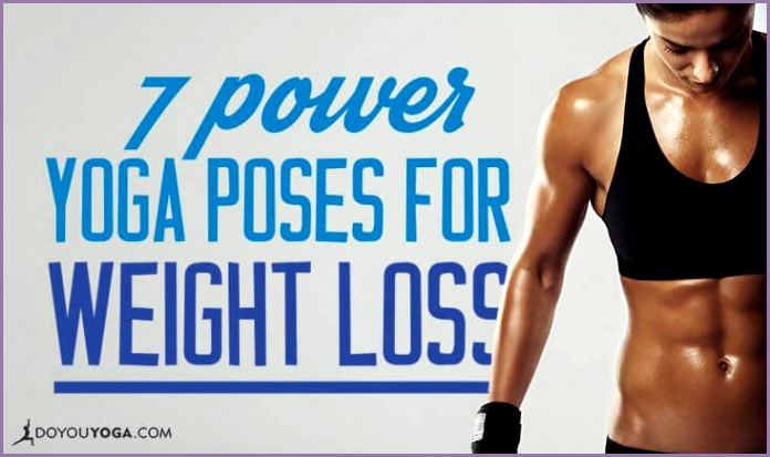 7 power yoga poses for weightloss