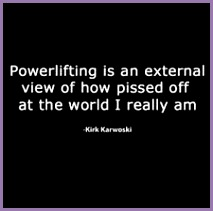 average not an option … Powerlifting MotivationPowerlifting QuotesPowerlifting
