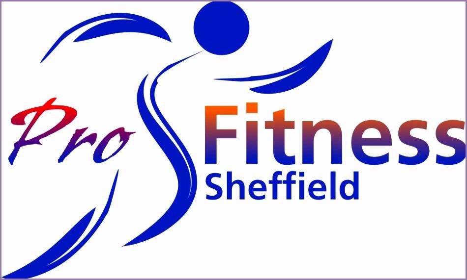 cropped pro fitness sheffield logo