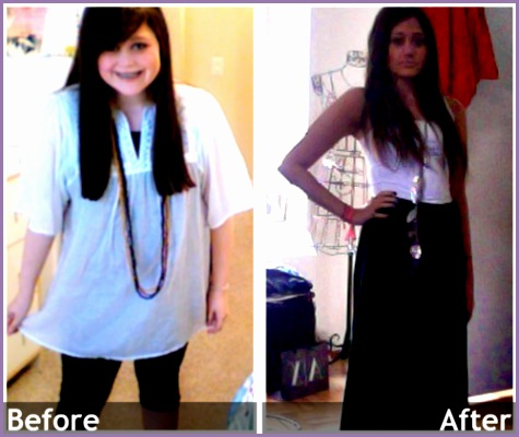 before and after weight loss teenagers tumblr Google Search