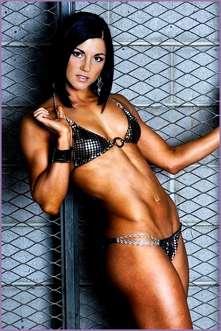 Miryah Scott female fitness female fitness models 2012