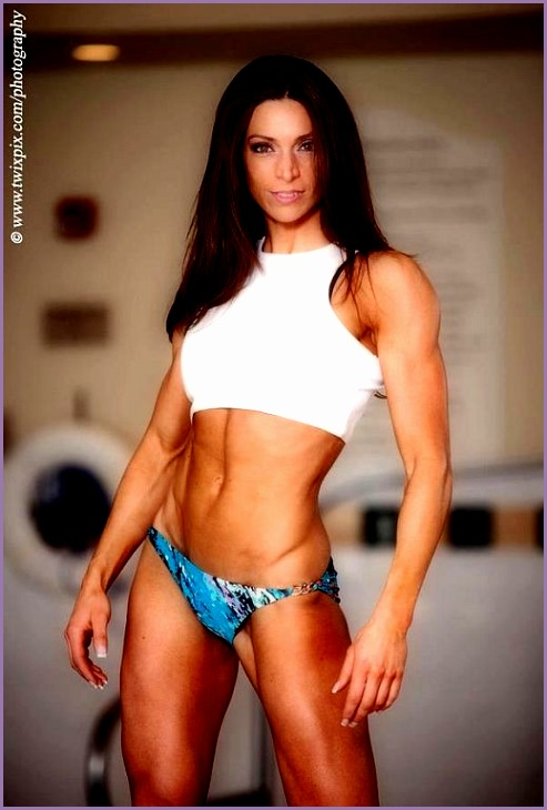 Angelina Masino Fitspo photos Pinterest