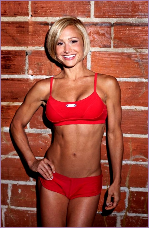 My Fitness Inspiration Jamie Eason Because you don t look like this without bustin ass FO LIFE