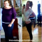 4  Weight Loss before and after Women Tumblr