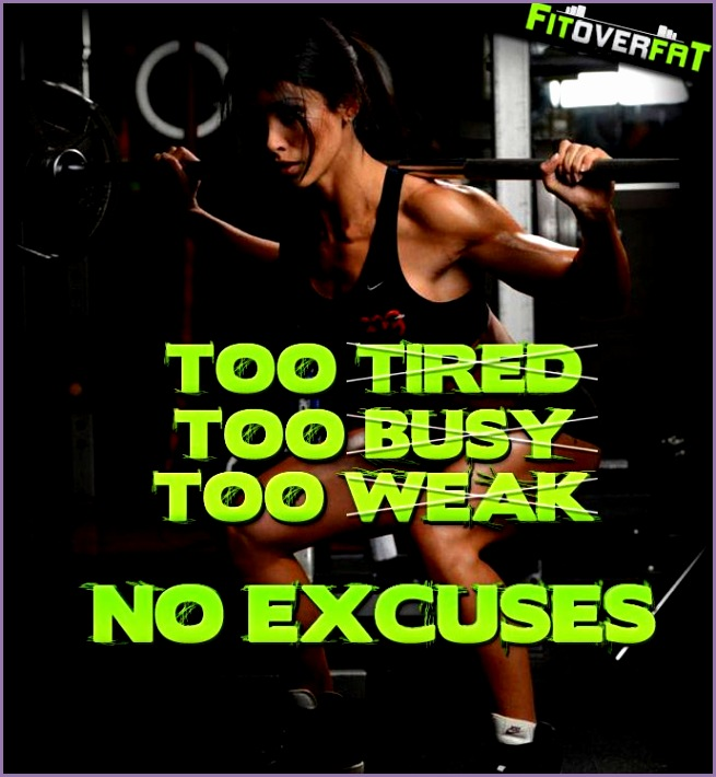 FitOverFat s Ultimate Motivational Bodybuilding Posters [Women s Edition]