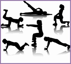Women fitness clipart clipart kid