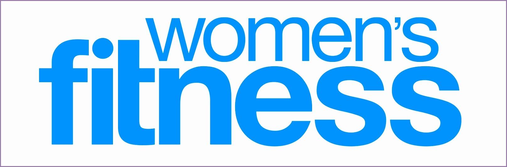 Womens Fitness Magazine Logo