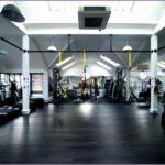 4  Workout Gym Empty
