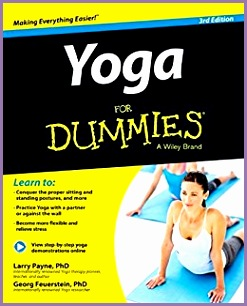 Yoga For Dummies For Dummies Series Larry Payne Georg Feuerstein Amazon Books