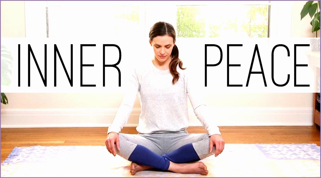Meditation For Inner Peace Yoga With Adriene