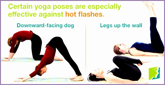 will yoga prevent my hot flashes