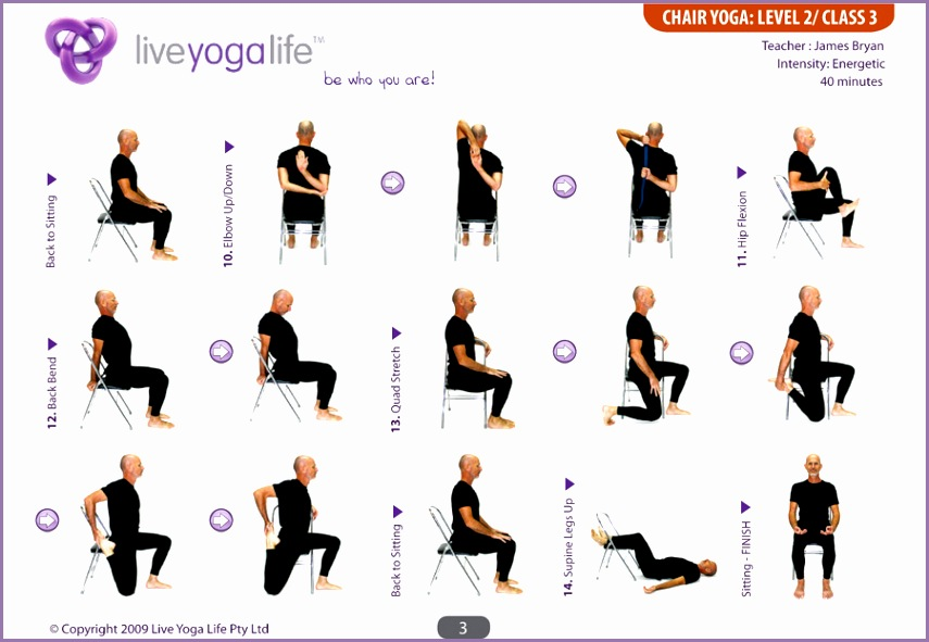 chair yoga poses Google Search