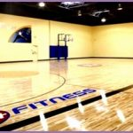 7 24 Hour Fitness Basketball Court