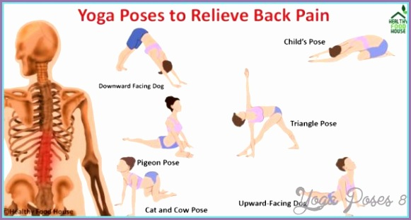 back pain yoga poses