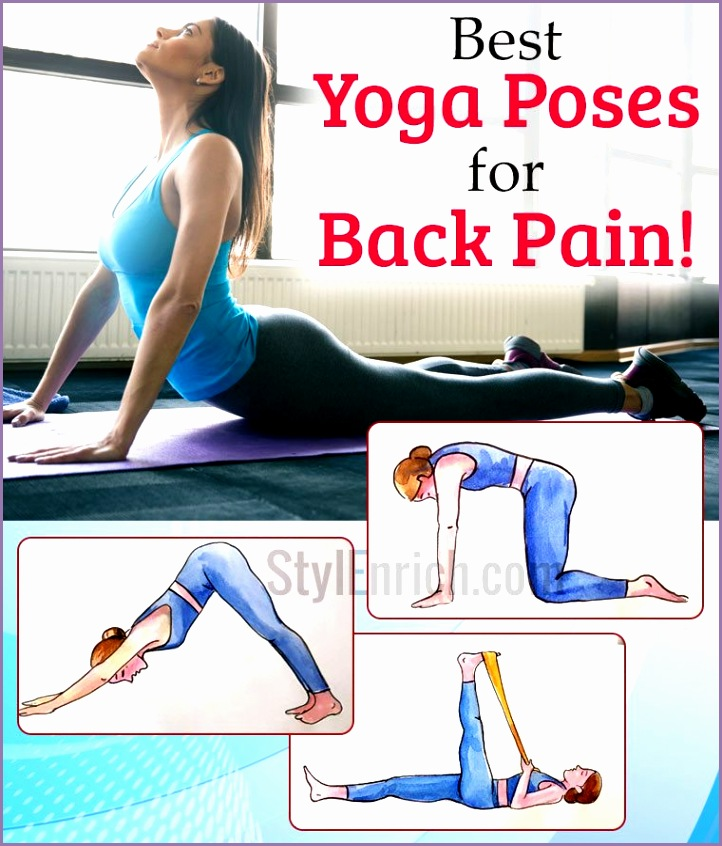back pain yoga