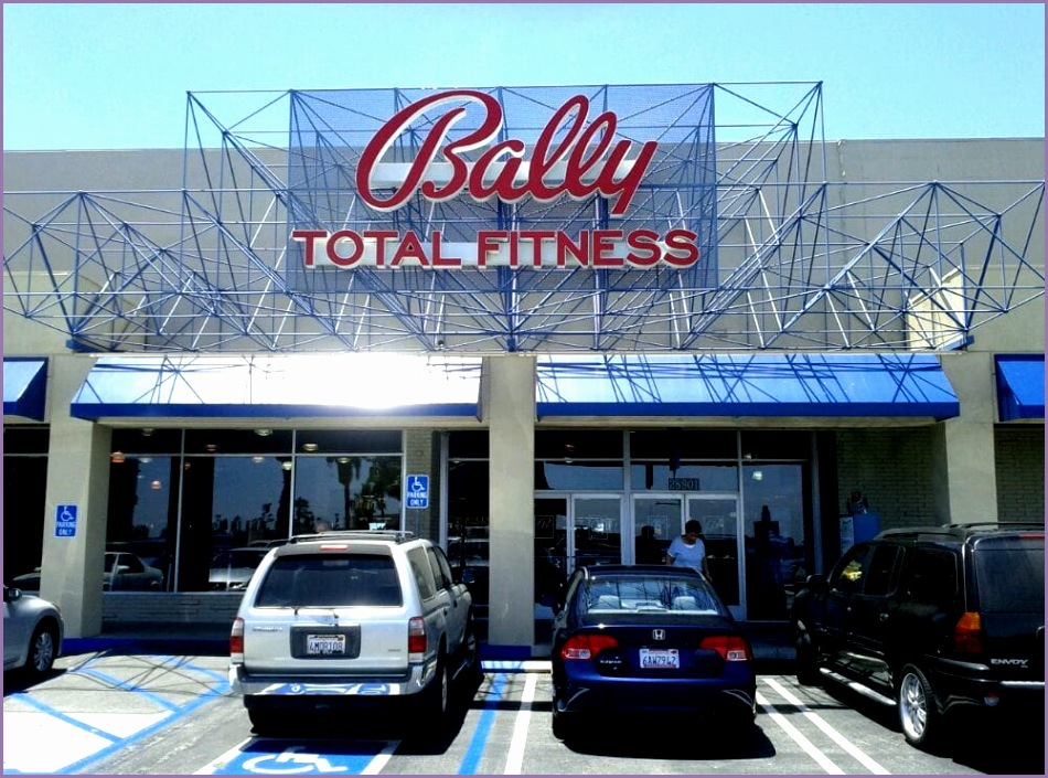 bally total fitness rancho palos verdes