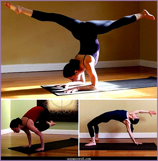 3 best yoga moves