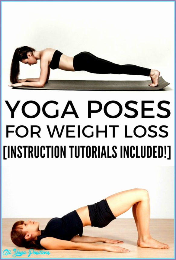 ten yoga poses weight loss
