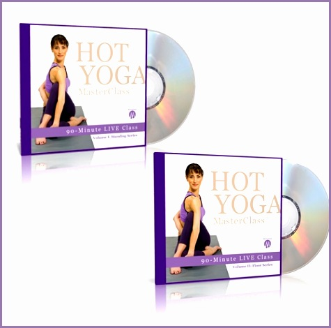 hot yoga home practice kit dvd version
