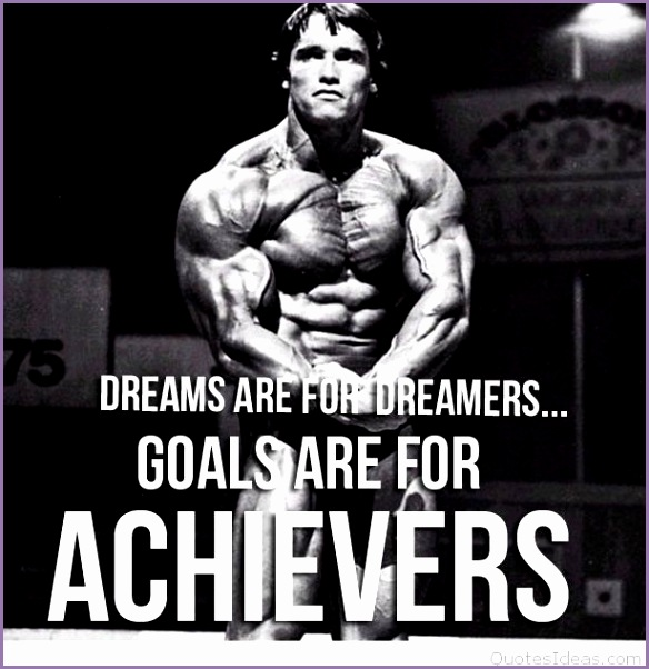 Arnold Schwarzenegger Quotes Motivation