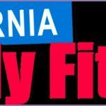 4 California Family Fitness Logo